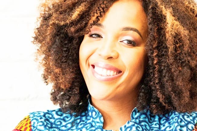 Tumi Morake's new talk show