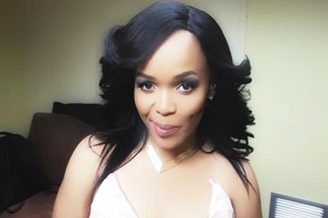 Tumi Morake shows whose boss